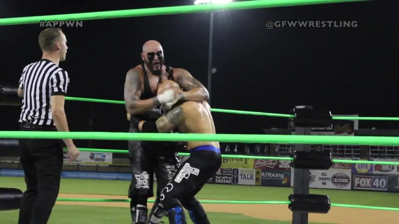 All Promotional Pro Wrestling Network Episode 7- Luke Hawx versus Luke Gallows