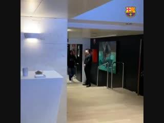 Barça! - camp nou - barçaleganés.mp4