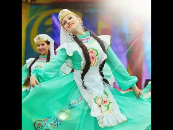 Tataristan Türk Kızı - Sevdim seni Kara Gözlüm