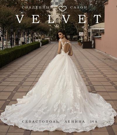 eef76eec1fb Свадебные платья Салон VELVET Севастополь