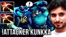 !Attacker The MagiciaL Kunkka EPIC Gameplay Compilation - Dota 2
