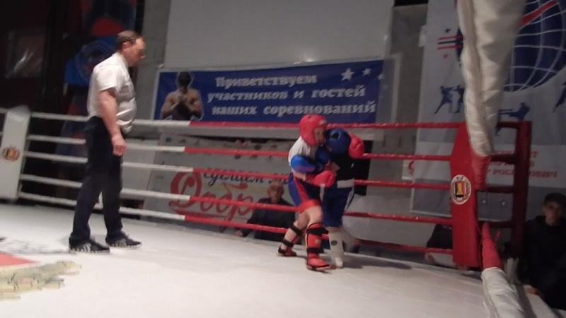 Зуй Н. -Россошка Ф. Первенст ДНР