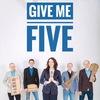 """Кавер-группа """"Give Me Five"""" Новосибирск"""