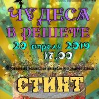 Логотип СТИНТ! Фроловой Юлии Владимировны!
