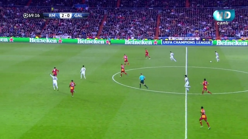 (2012-13 CL9_13) Real Madrid - Galatasaray (DSmart) (2_2)
