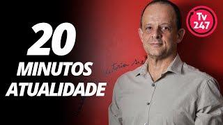 Breno Altman questiona a TV salvará Geraldo Alckmin