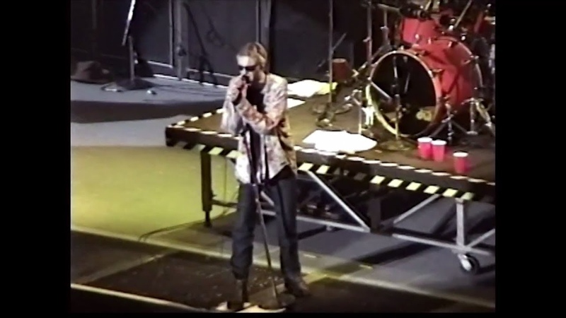Alice In Chains live concert July 3 1996 Kansas City Layne's last show DEFINITIVE EDITION