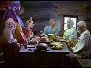 """Фильм-сказка """"Морозко"""".  HD качество. 1964 год. СССР."""