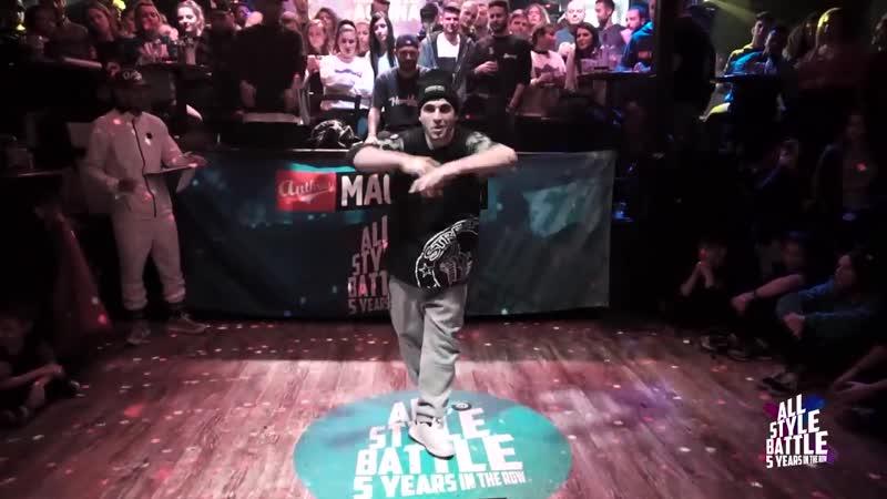 Lucky Look Dead Prezz All Style Battle January 2017 Judge Solo
