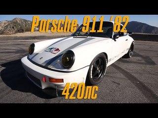 420-сильный Porsche 911 1982-го года. Рожденный на Малхолланд-Драйв BMIRussian