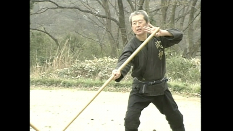 Goho -bujinkan, genbukan, kukishinden tenshin hyoho