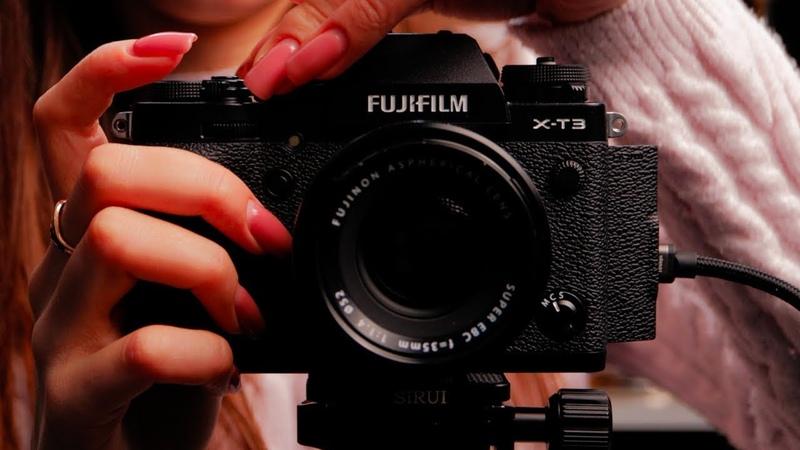 Обзор Fujifilm X-T3 — лучшая APS-C камера!