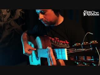 Judas Priest - Painkiller [cover by Ben Woods Solo Flamenco Guitar]