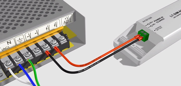 Монтаж и подключение светодиодной ленты часть 2, изображение №7