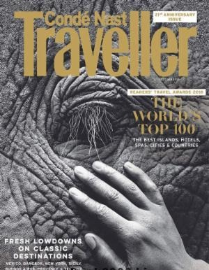 2018-10-01 Conde Nast Traveller UK