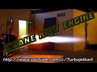 INSANE 250BHP Jet Engine 200 Miles An Hour From A Homemade Gas Turbine