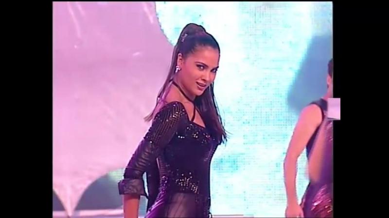 Zee Cine Awards 2004 Танцевальное представление Лары Датты