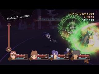 Tales of vesperia - switch, ps4, xbox 1, steam - anime expo trailer