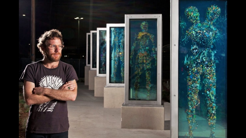 NYCB Art Series Presents Dustin Yellin