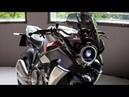 The Burasca 1200 Based on Honda VRF by Aldo Drudi