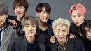 BTS Mungkin Menjadi Keluarga Paling Bahagia yang Pernah Anda Lihat Di Pemotretan New Festa mereka