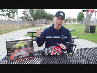 Himoto Drift X 1-18th Scale RC Drift Car