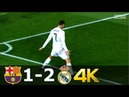 Barcelona vs Real Madrid 1-2 UHD 4k - La Liga 2015/2016 - Highlights (English Commentary)
