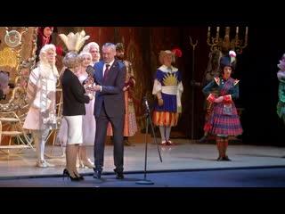 Новосибирск принял эстафету Всероссийского театрального марафона