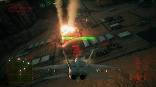 ACE COMBAT(TM) 7: SKIES UNKNOWNMISSION  Long Day