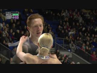 Evgenia TARASOVA / Vladimir MOROZOV | Free Skate | Grand Prix Final 2018
