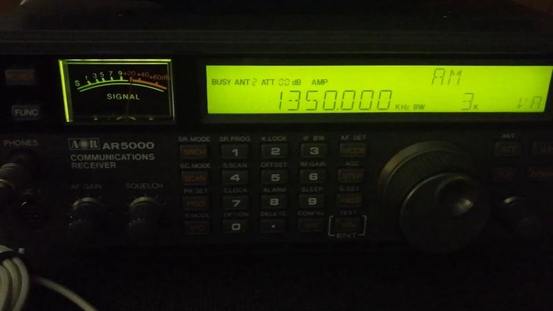 1350KHz UNTV Radyo La Verdad (PhilippinesMalabonMuzon 10 kW)