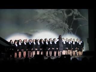 Апрель (В. Цой)  Старший хор музыкальной школы им. П.И. Чайковского, г. Тирасполь, Приднестровье