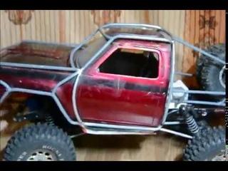 """axial scx10 Dodge D100""""MadRad"""""""
