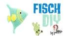 Fisch häkeln 🐠| Meeresbewohner | Amigurumi