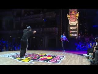Red Bull BC One Cypher Austria 2019  Final B-Girls  Dora vs. Esthalavista