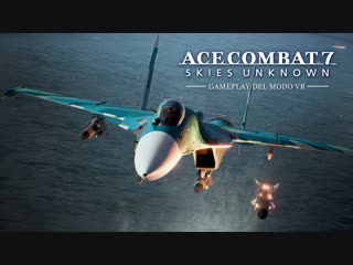PSVR Ace Combat 7: Skies Unknown | VR GAMECLUB Хабаровск
