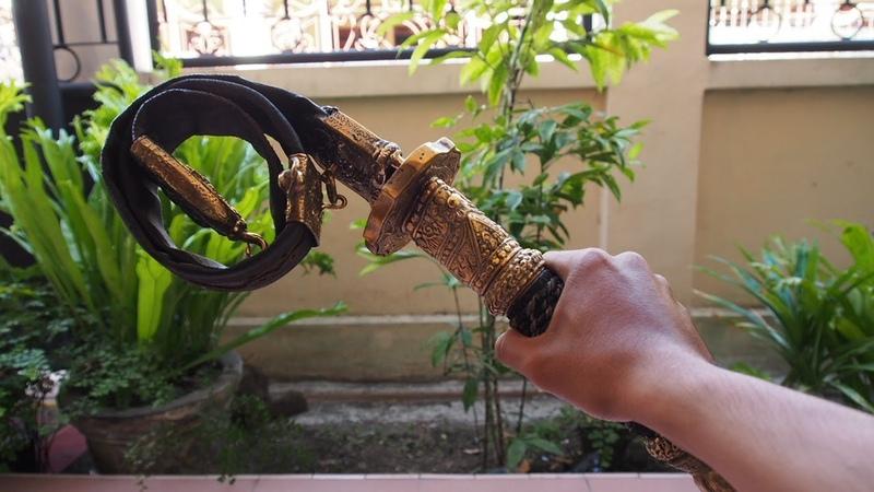 Original sword Pedang samurai selendang decker asli lengkap sertifikat jepang kedap udara tanpa drat
