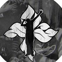 Логотип Литературный андеграунд от Казяна