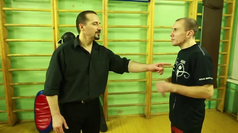 Юрий Кормушин от традиционного вин чун к системе экстремального рукопашного боя