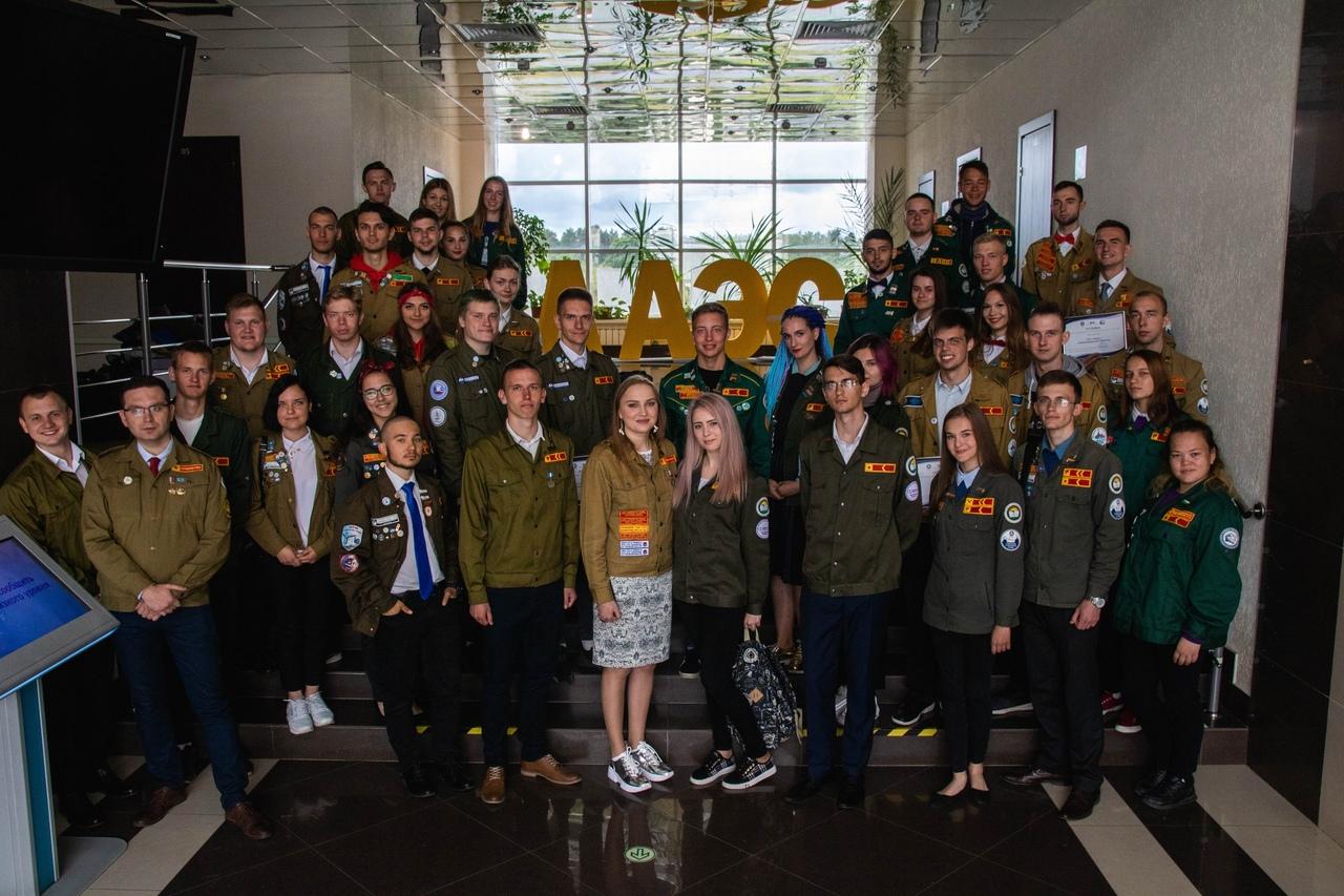 Открытие Всероссийских студенческих строек 2019., изображение №2