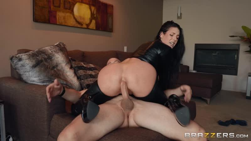Busting On The Burglar: Angela White Zach Wild by Brazzers 7. 02 Full HD 1080p, Anal, Gagging, Porno, Sex,