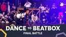 BOUBOO vs KENZO ALVARES feat SPIDER HORSE Dance Battle To The Beatbox 2018 Final
