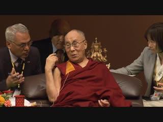 Диалог современной и буддийской науки