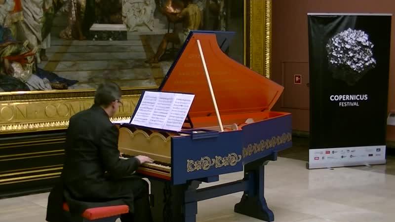Marin Marais Pièces de viole Book II Suite No 5 in B minor Sławomir Zubrzycki viola organista
