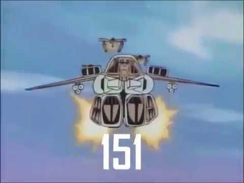 超時空世紀オーガス 殺す 数える Super Dimension Century Orguss 1983 84 Kei Katsuragi killcount