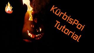 Krbis-Poi fr Halloween bauen - Poi DIY