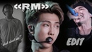 | RM | edit Namjoon's moments What about sex? RM TAEYOO