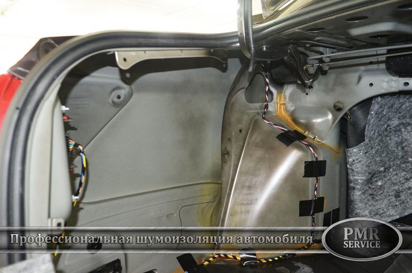 Шумоизоляция Datsun on-DO, изображение №15