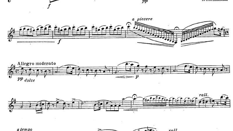 Luigi Bassi Fantasia da concerto su temi del Rigoletto Corrado Giuffredi clarinet