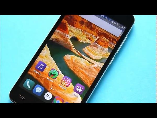 HOMTOM HT16. Бюджетный смартфон с Алиэкспресс.